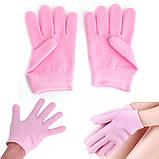 "Увлажняющие Spa перчатки для рук  ""Gel SPA Gloves"", Красота и уход, фото 3"