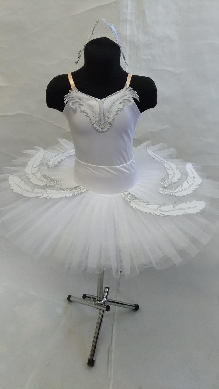 Белая пачка Лебедь для балета Лебединое озеро