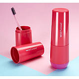 Travel чашка Westwood для зубной пасты и щетки. Темно-розовая, Спорт и отдых, фото 5