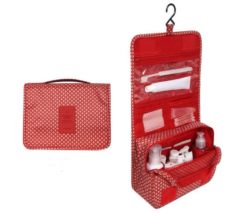 Дорожный органайзер Monopoly toiletry pouch. Красные звезды УЦЕНКА, Органайзеры для дома и путешествий