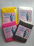 Плащ-дождевик EVA Raincoat Унисекс. Розовый, Спорт и отдых, фото 6