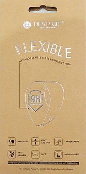 Гибкое защитное стекло BestSuit Flexible комплект 2 шт. переднее и заднее для Apple iPhone X / XS