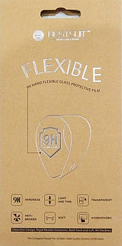 Гибкое защитное стекло BestSuit Flexible для iPhone XS