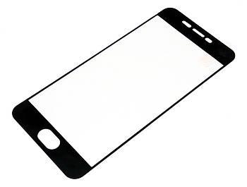 Защитное стекло для Meizu Pro 6 черное