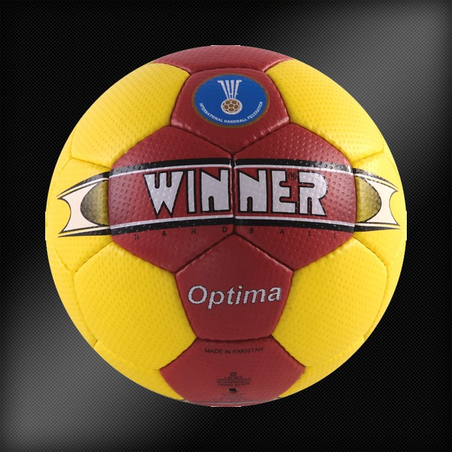 М'яч гандбольний Winner Optima IІ IHF approved