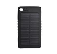 Solar power bank 8000 mah, водонепроницаемый