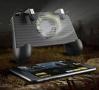 Геймпад Union F1 с куллером охлаждения и павербанком 2000mAh джойстик PUBG Mobile Call Of Duty StandOFF 2