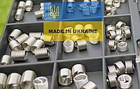 Резьбовые проволочные вставки М4 DIN 8140