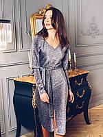 Платье блестящее К 00548 с 01, фото 1