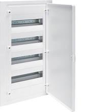 Щит внутреннего монтажа GOLF Hager 48 мод. с белыми дверцами (VF412PD)