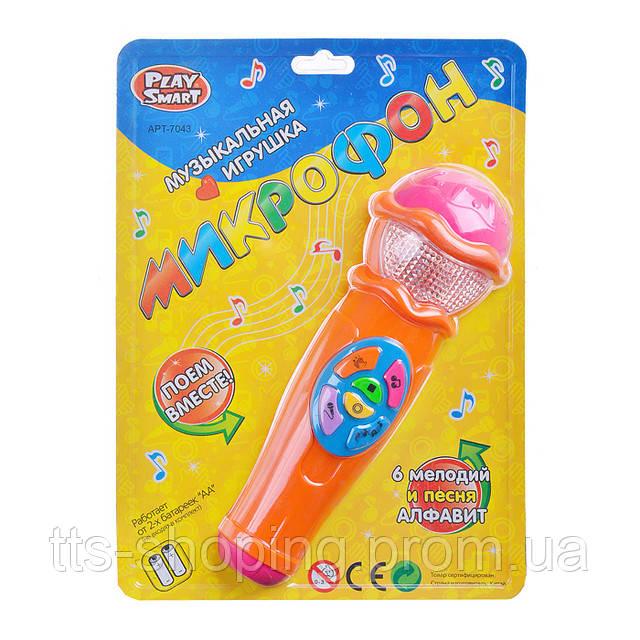 Микрофон музыкальный JoyToy 7043 - фото 1