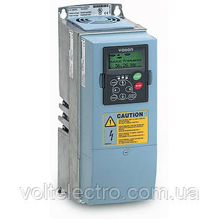 Перетворювачі частоти VACON NXL 3Ф 4 кВт