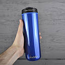 Термокружка для напитков Aladdin Insulated Travel Mug (0.47л), синяя, фото 5