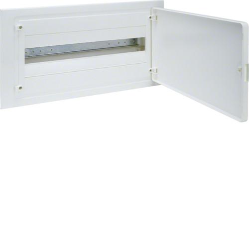 Щит внутреннего монтажа GOLF Hager 22 мод. с белыми дверцами (VF122PD)
