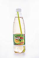 """Напиток безалкогольный сильногазированный  """"ФрутТим"""" Лимонад 0,5л, на основе артезианской воды"""