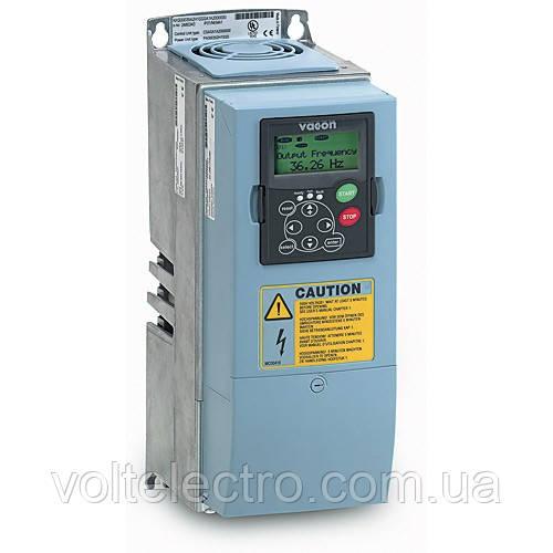 Преобразователи частоты VACON NXL 3Ф 7.5 кВт