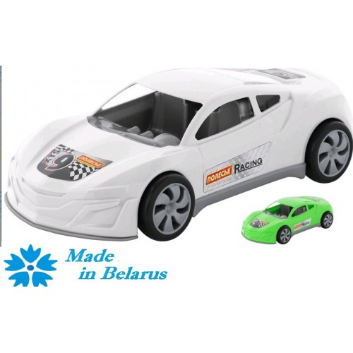 Автомобиль Марс гоночный (РБ) 36 6х17 7х10 6 см ТМ POLESIE