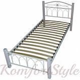 Кровать  Элис Люкс Вуд односпальная 800/900/1200*1900/2000, фото 6