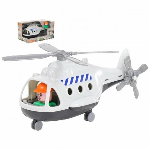 Вертолет Альфа грузовой (в коробке) 29х16 5х15 5см ТМ POLESIE
