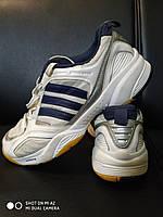 Б/у кросівки Adidas adiPRENE Big Roar білі 40 (250мм)