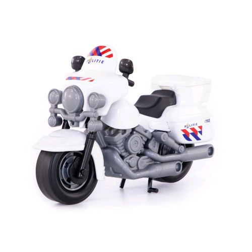 Мотоцикл полицейский (NL) (в сеточке) (71682 Нет в БЕЛАРУСЬ)