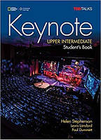 Keynote Upper-Intermediate Student's Book with DVD-ROM