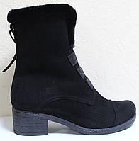 Ботинки женские зимние большого размера от производителя модель МИ5272-4, фото 1