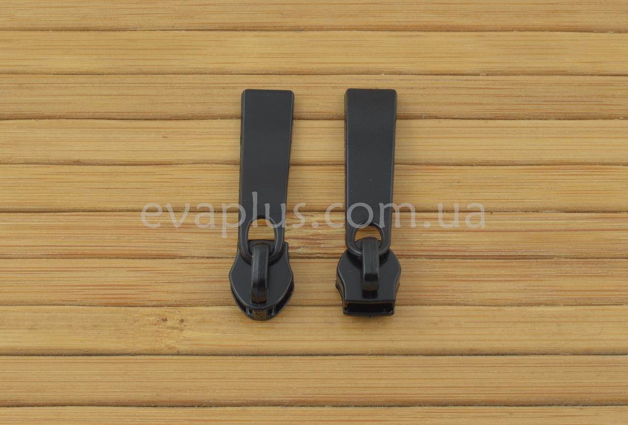 Бегунок спиральный 5, 5БЧ22 (черный)