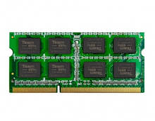 SO-DIMM 8Gb/1600 DDR3 Team (TED38G1600C11-S01)