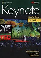 Keynote Advanced Workbook + Audio CD