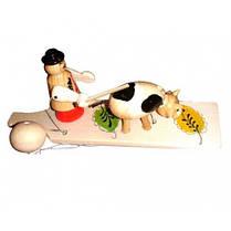 Деревянная игра-манипулятор - Пастушок