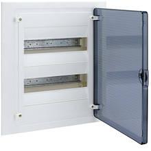 Щит внутреннего монтажа GOLF Hager 24 мод. с прозрачными дверцами (VF212TD)