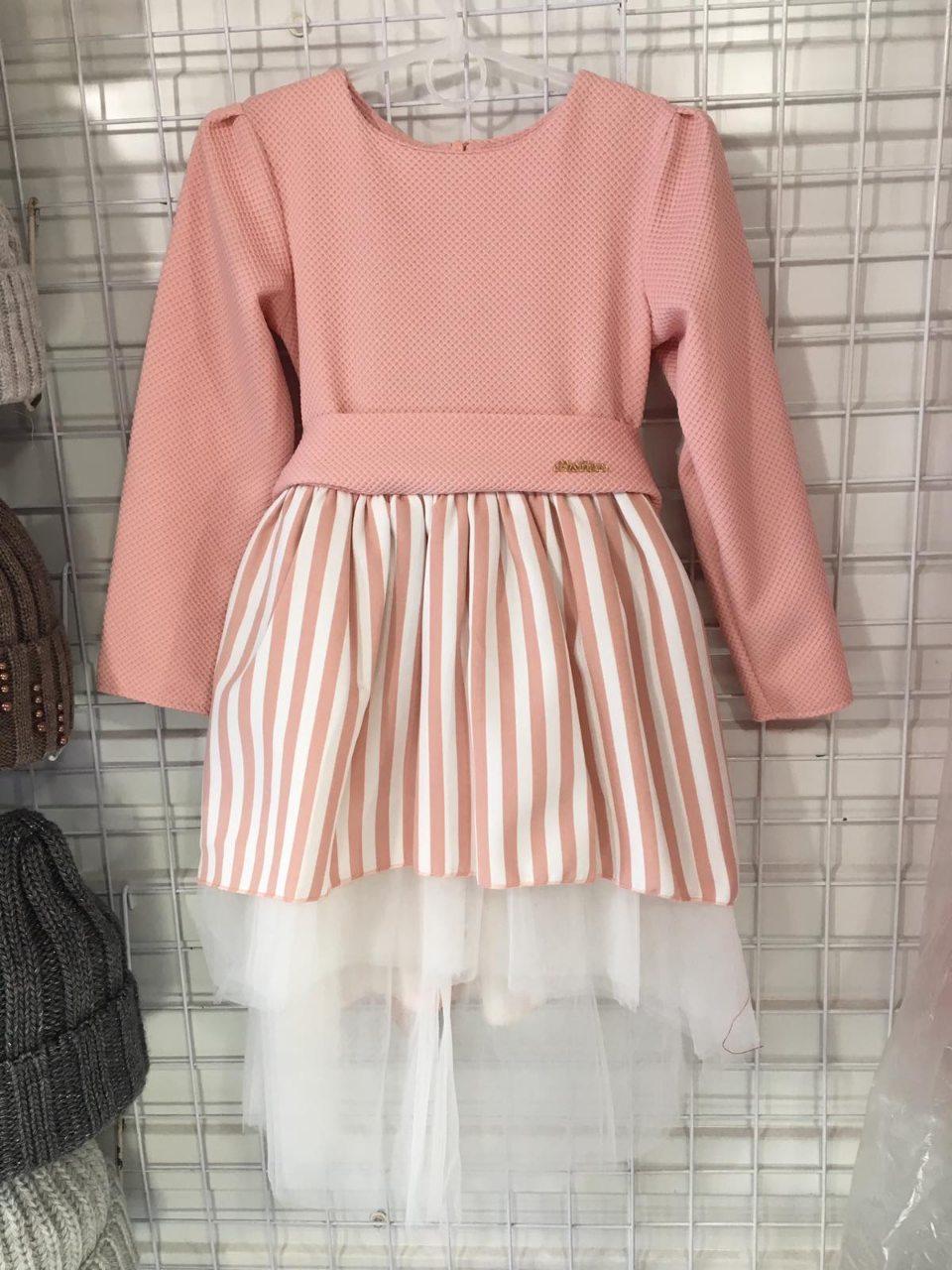 Платье нарядное для девочки р.128-152 опт