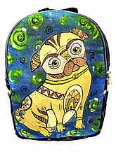 Джинсовий рюкзак Пікінес
