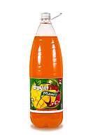 """Напиток безалкогольный сильногазированный  """"ФрутТим"""" Манго 2,0л, на основе артезианской воды"""