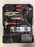 Набор инструментов Kraft Royal Line PL-356BLG 356 pcs, фото 4