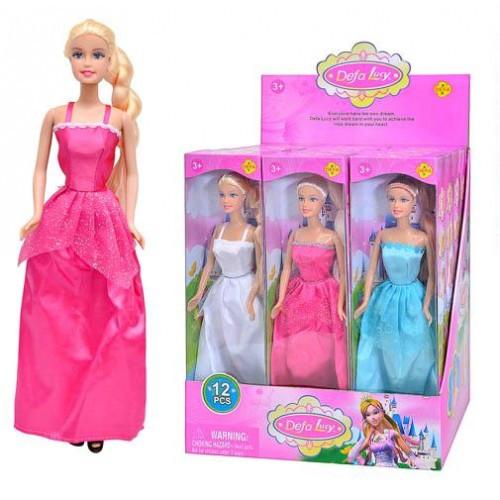 DEFA кукла 8074 в кор-ке 12шт в дисплее 28-32-19см