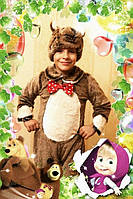 Прокат карнавального костюма Мишка(Маша и Медведь)