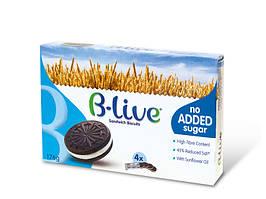 Печиво без цукру, B-live sandwich biscuits