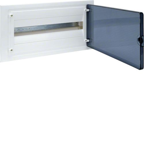Щит внутреннего монтажа GOLF Hager 22 мод. с прозрачными дверцами (VF122TD)