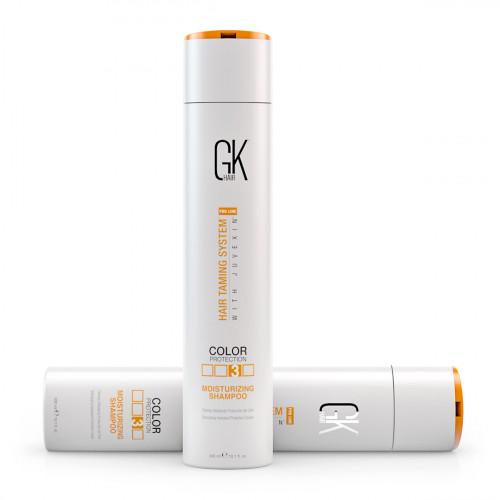 Увлажняющий шампунь, Moisturising shampoo Global Keratin hair 300 мл
