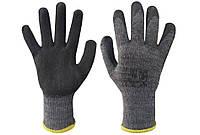 Перчатки трикотажные с латексным покрытием, фото 1