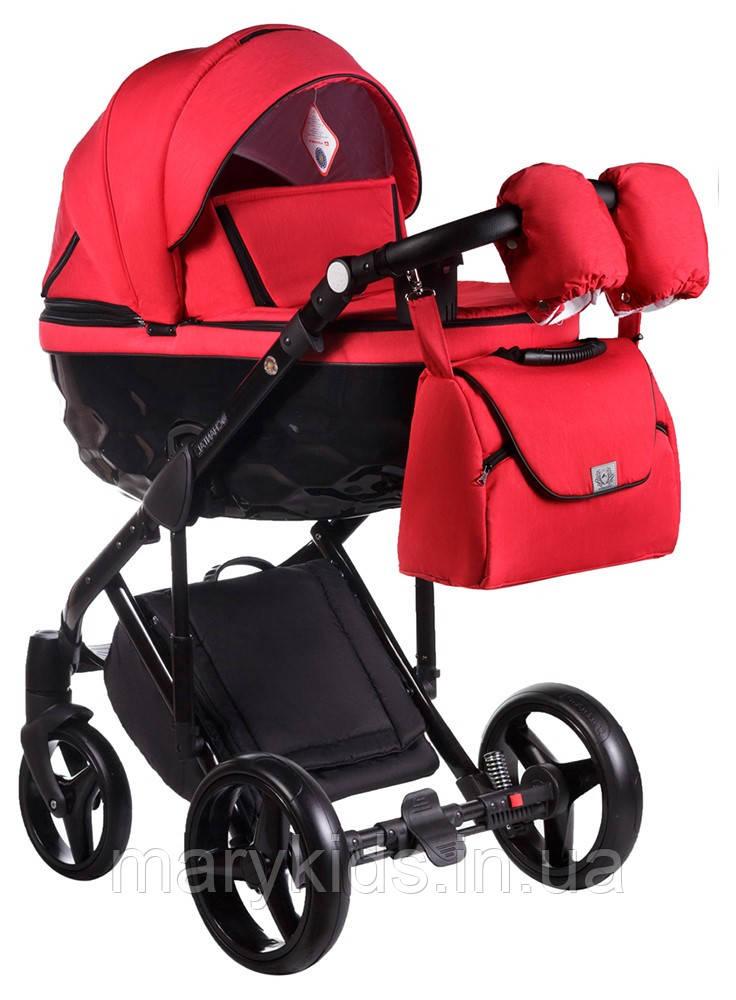 Детская универсальная коляска 2 в 1 Adamex Chantal C206
