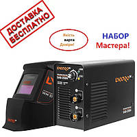 СВАРОЧНЫЙ ИНВЕРТОР ДНІПРО-М SAB 258N + маска Хамелеон Дніпро-М WM-31! Отличная цена!
