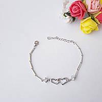 Серебряный браслет женский, фото 1