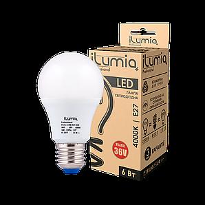 Низковольтная светодиодная лампа MO 12V 6W E27