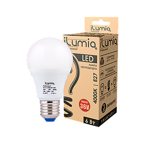 Низковольтная светодиодная лампа MO 36V 6W E27