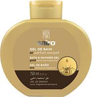 Гель для душа и ванной 750 мл Исключительный золотой аромат Sairo 8433295049331