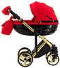 Детская универсальная коляска 2 в 1 Adamex Chantal C7-A, фото 7