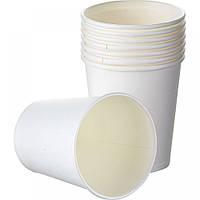 Бумажные одноразовые стаканы (Собственное Производство) 270 мл - 50 шт